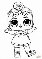 Coloring Dolls Doll Popular Printable sketch template