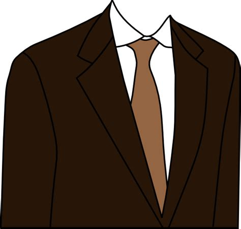 tennis shoes for brown suit clip at clker com vector clip