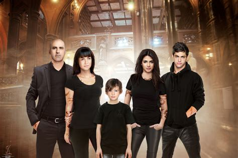 #shadowhunters : Quelques photos de la famille Lightwood