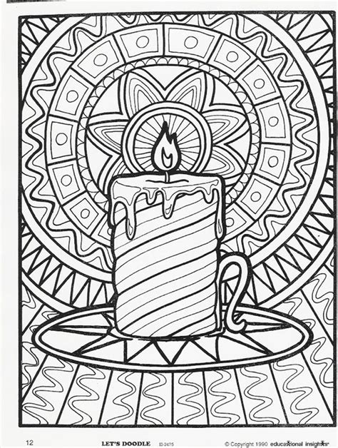 christmas printable coloring pages everythingetsycom