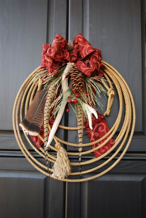 rope crafts  decorating ideas   nautical theme