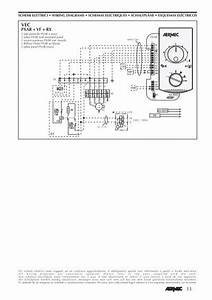 Aermec Wiring Diagram