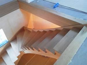 Habillage Escalier Bois : escaliers ~ Dode.kayakingforconservation.com Idées de Décoration