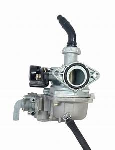 Carburetor  Pz19  2