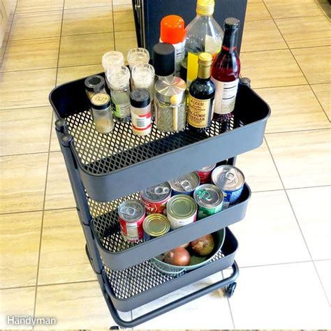 23 kitchen pantry ideas for all your storage needs. 11 No-Pantry Solutions on a Budget | No pantry solutions, Built in pantry, Easy home decor