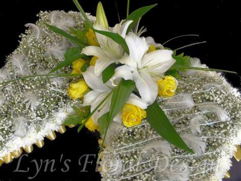 angel wings lyns floral designs florist  maidstone