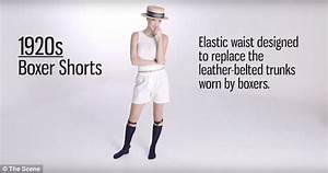 When were boxer briefs invented
