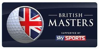 Masters British Clear Channel Sky Sports Official