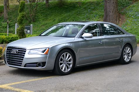 Audi A8 Photo by 2013 Audi A8 Photos Informations Articles Bestcarmag