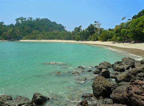 manuel antonio national park beach in costa rica