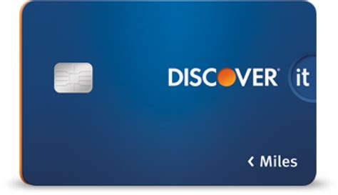 Discover.com - Apply for Discover it Miles Credit Card Online