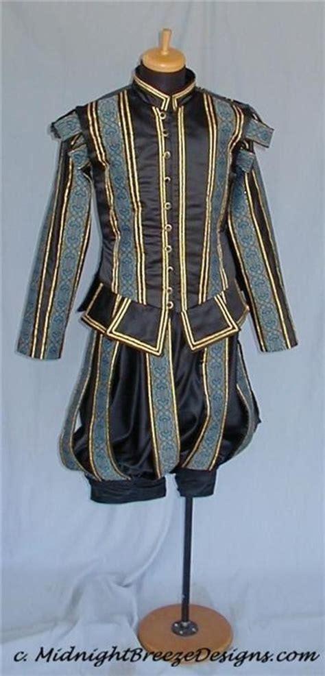 Elizabethan Clothing Men