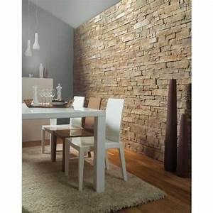 angles de parement talio blond modulo modulo chez mr With couleur mur salon tendance 7 une cuisine tendance avec un mur en plaquettes de parement