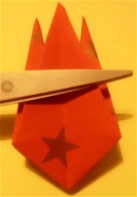 mit 5 zacken weihnachtlicher mit 5 zacken zum falten basteln rund ums jahr