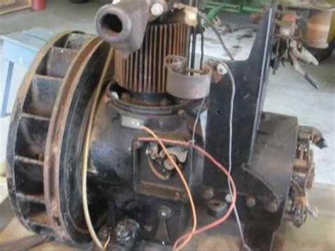antique delco light plant generator tubalcain youtube