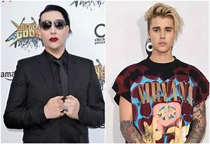 Justin Bieber apologises to Marilyn Manson | Teenzone