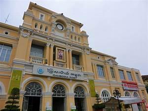 Cambodia Post Office (Phnom Penh, Kambodja) - omdömen