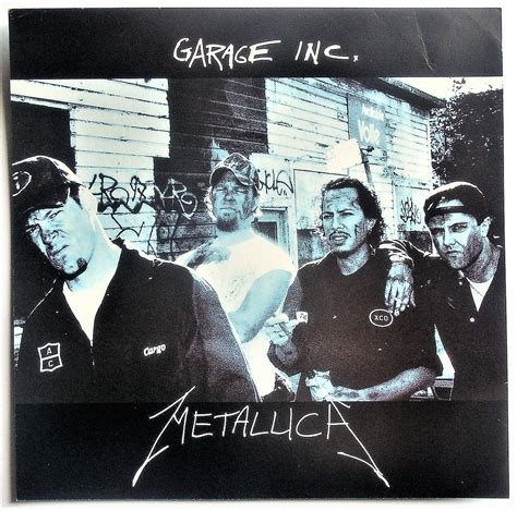 Metallica  Garage Inc  Thingery Previews Postviews