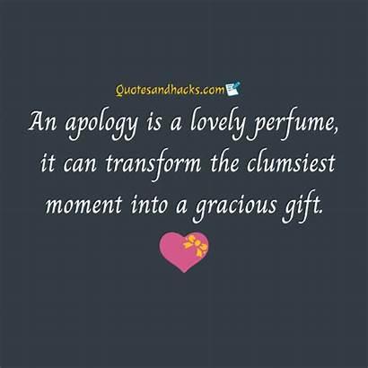 Quotes Sorry Whatsapp Tweet