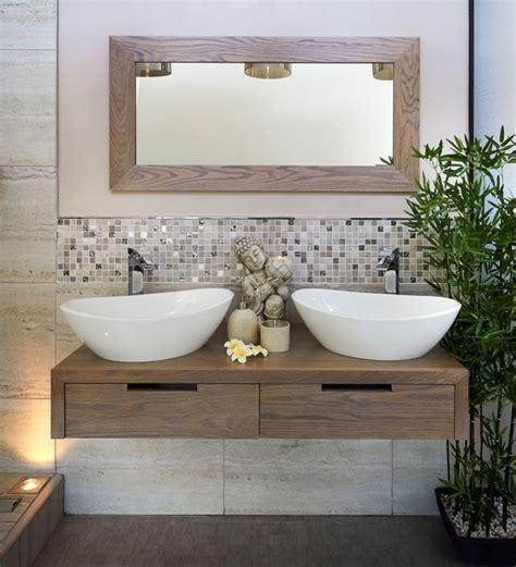 Badezimmer Unterschränke Ideen badezimmer ideen holz