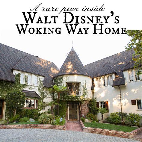 Disney Home by A Tour Of Walt Disney S Home Disneyinhomeevent