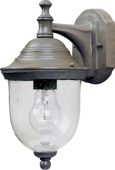 maxim lighting 4662cdpe signature 1 light outdoor wall
