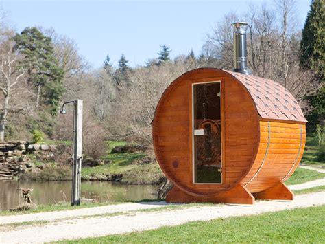 Sauna Cabin by Outdoor Sauna Cabins