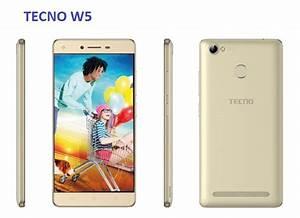 Tecno W5 Smartphone Specs  U0026 Price With Fingerprint Scanner