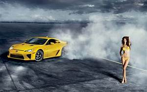 Lexus LFA HD Wallpaper