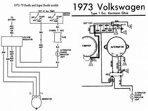 1973 Beetle Wiring Diagram 1973 Beetle Fuse