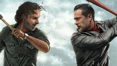 The Walking Dead Amc Releases Key Art For Second Half Of