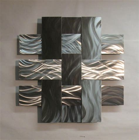 modern metal wall sculpture contemporary metal wall sculpture stainless 14s atlanta