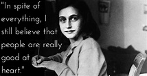 Anne Frank Quotes - We Need Fun