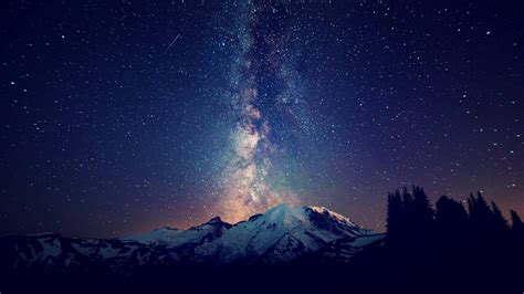 the milky way night sky wallpapers images