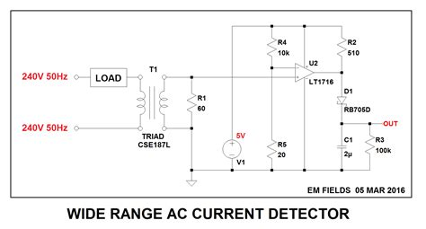 Microcontroller How Design Current Detection