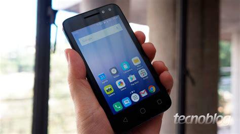 pixi 4 os novos smartphones baratos da alcatel no brasil celular