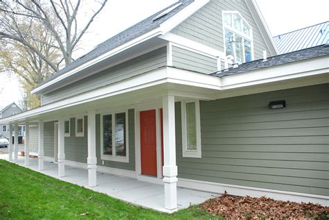 Exterior Finishes  West Michigan Design Build Firn