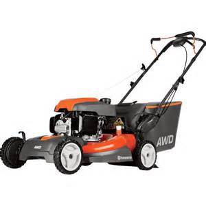 Home Depot Lawn Mower Photo