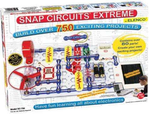 Snap Circuits Extreme Read More Toys