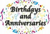 Birthdays | Radio Plus Inc - Part 15669467