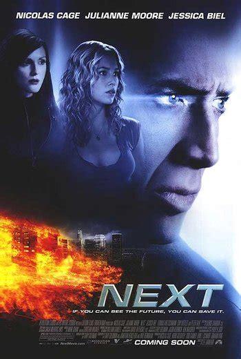 Next (Film) - TV Tropes
