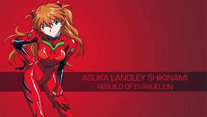 Asuka Evangelion Langley Neon Genesis Soryu 4k