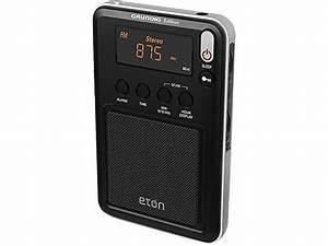 Refurbished  Eton Super Compact Am  Fm Shortwave Radio With