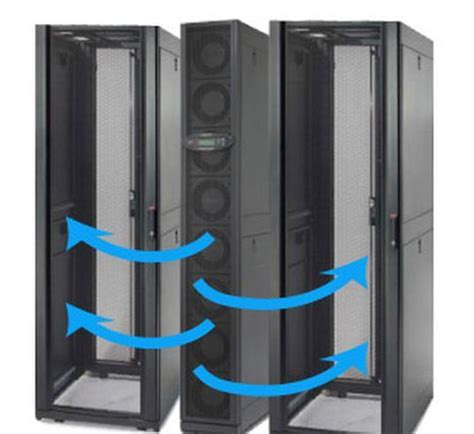 air conditioned rack cabinet apc rack mainline computer