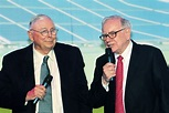 Billionaire Charlie Munger praises this 1 skill of Warren ...