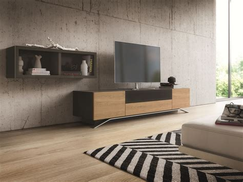 Modern Media Console Designs Showcasing This Style's Best