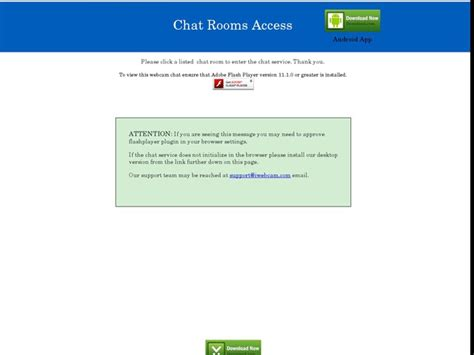 Have A Question About Social Chat Rooms?