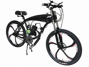 China Cdh 26 Inch 2 4l Gas Frame Bicycle   Gas Motor Engine