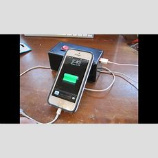 How To Make A Portable Usb Charger! Youtube