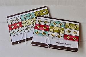 Stempel Dich Bunt : fantasie aus glas karten glas und gru karten ~ Watch28wear.com Haus und Dekorationen